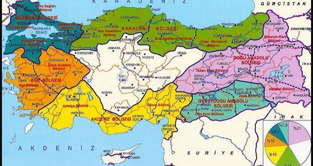 Türkiye Çoğrafi Harita
