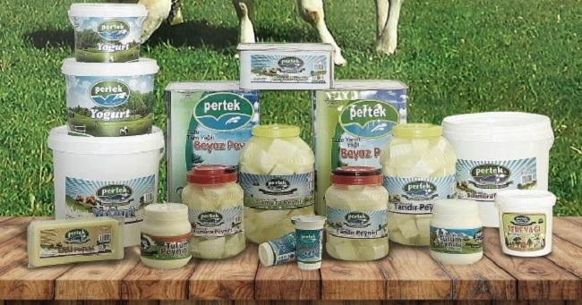 Pertek Süt Ürünleri